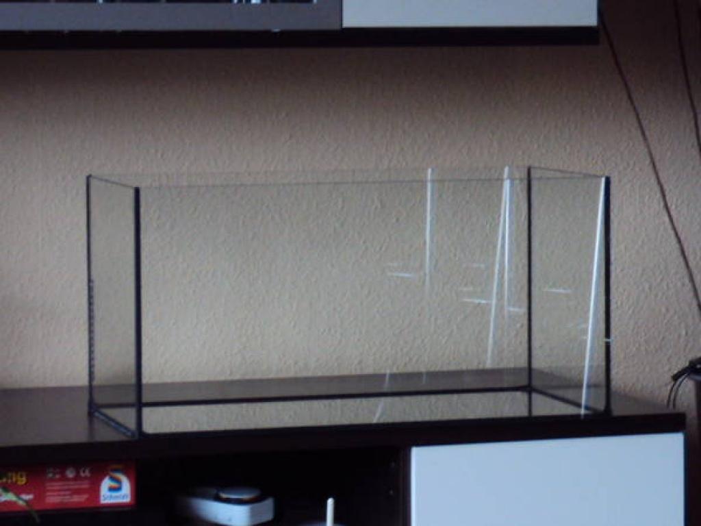 Fish tank 60x30x30 set 54l aquarium fish tank standard for Standard fish tank sizes