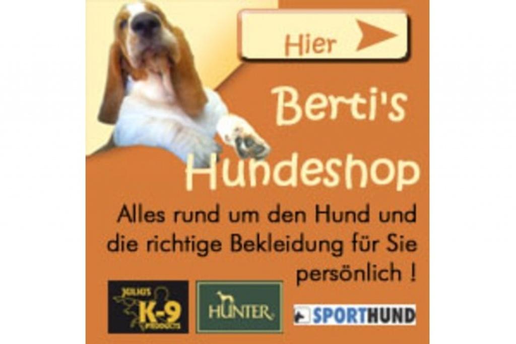 Berti S Onlineshop Fur Exklusives Hundezubehor Hundezubehor