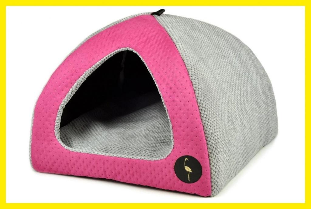 wundersch nes designer kuschelhaus f r hunde katzen kaninchen diverse variant hundezubeh r. Black Bedroom Furniture Sets. Home Design Ideas